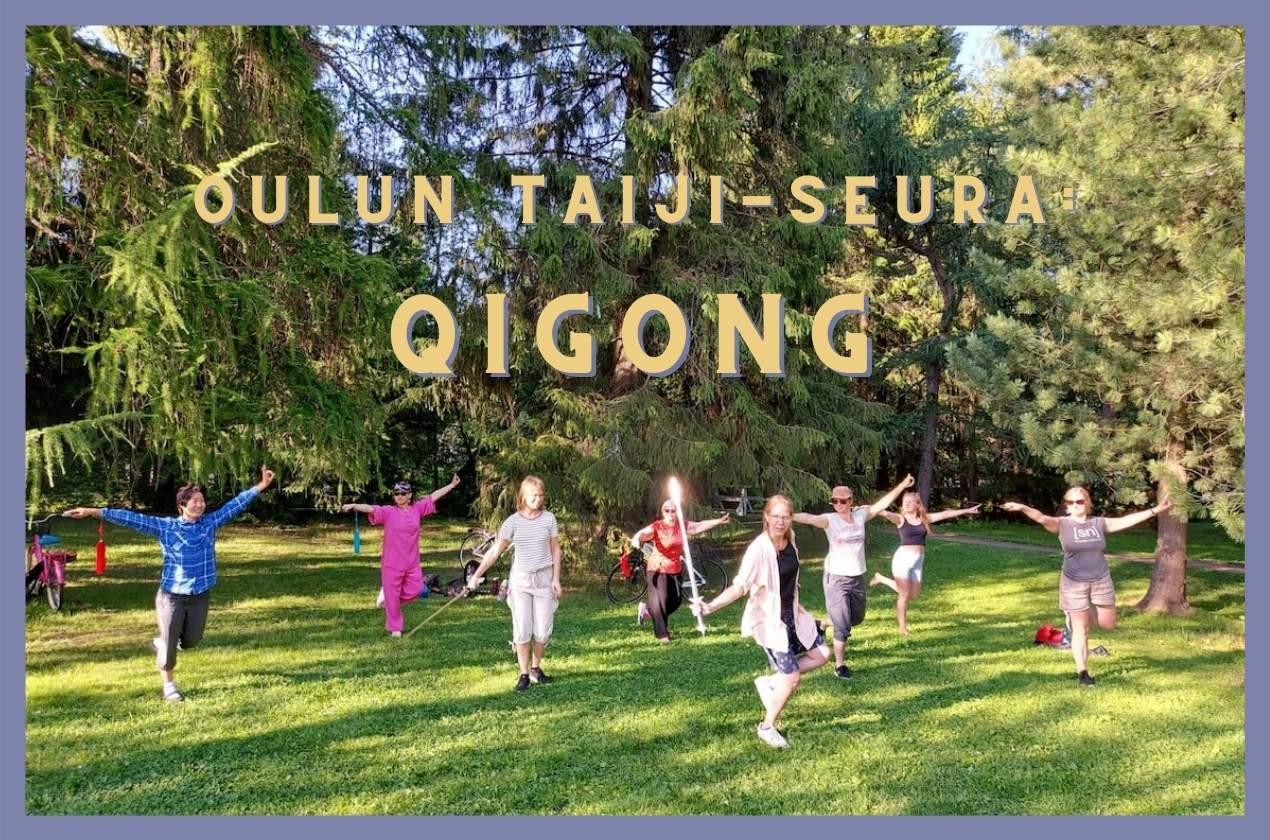 Oulun Taiji-seura: Qigong