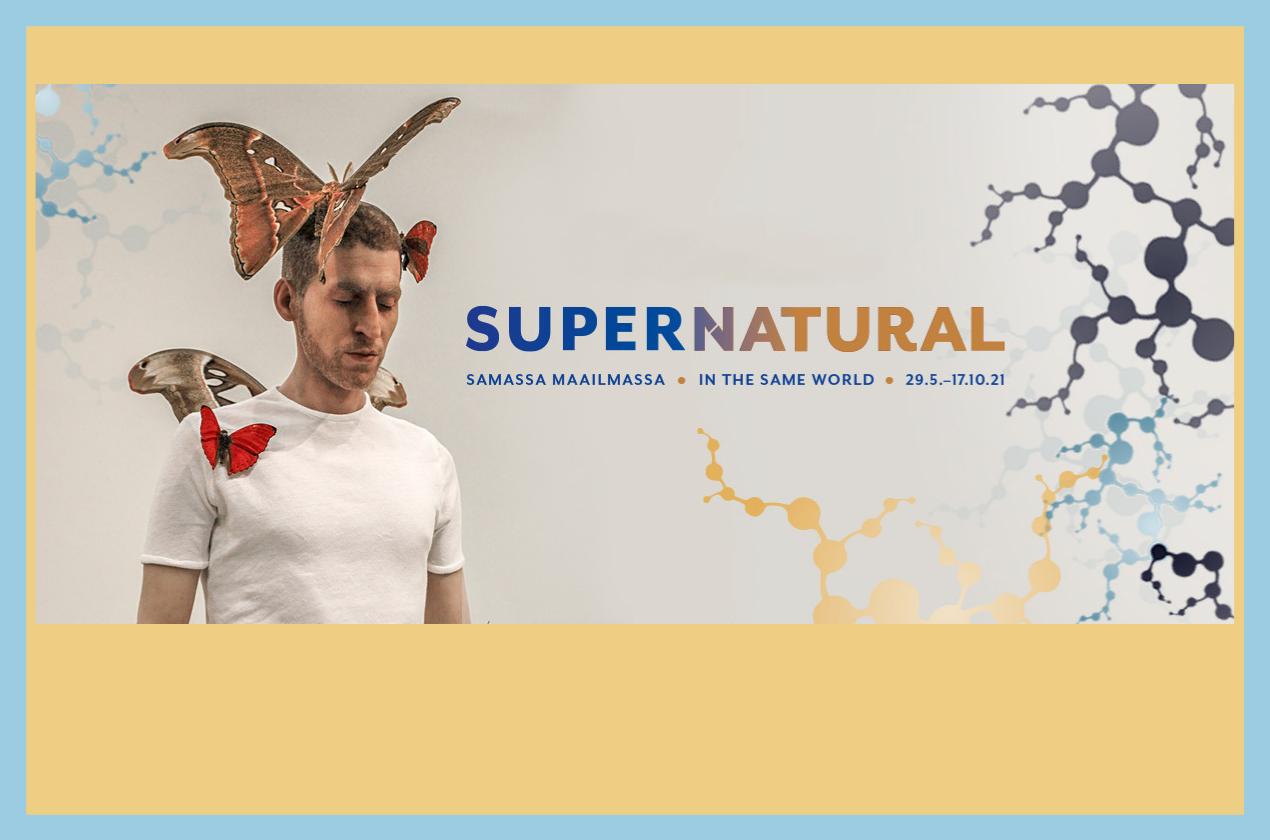 Supernatural - samassa maailmassa - in the same world - 29.5. - 17.10.21