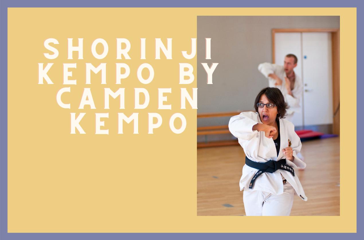 Shorinji Kempo by Camden Kempo